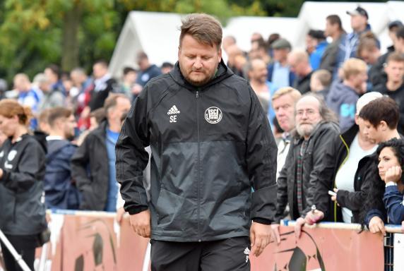 Oberliga Westfalen, SC Hassel, Sascha Erbe, Saison 2017/18, Oberliga Westfalen, SC Hassel, Sascha Erbe, Saison 2017/18