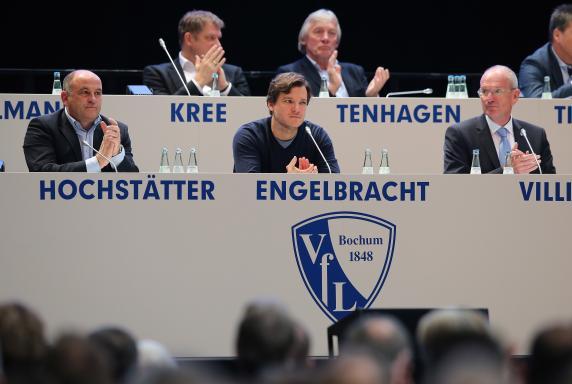 VfL Bochum, hochstätter, Versammlung, Engelbracht, Villis, VfL Bochum, hochstätter, Versammlung, Engelbracht, Villis