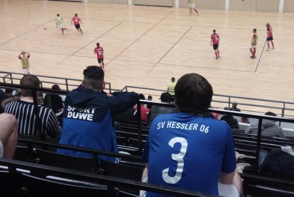 HalleGelsenkirchen: BV Horst marschiert in die Zwischenrunde