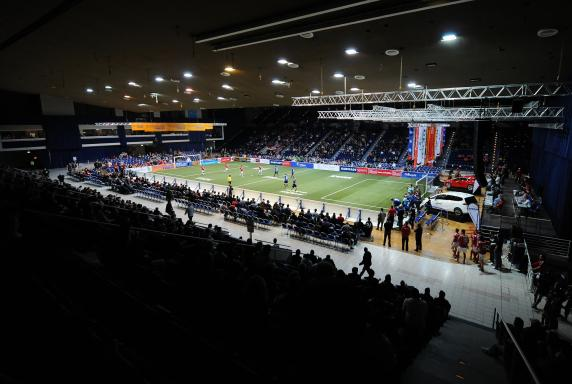 Derby Cup 2012, Grugahalle, Derby Cup 2012, Grugahalle