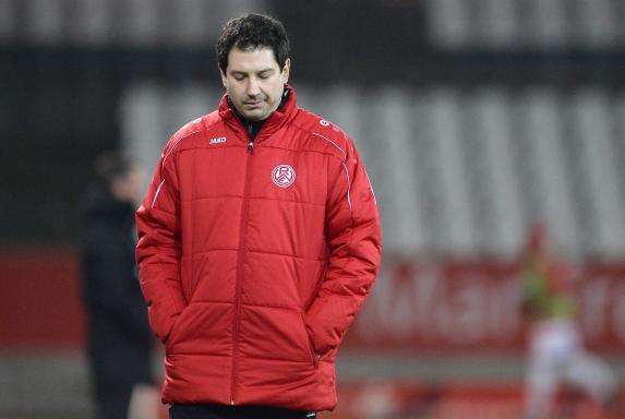 RWE-Kommentar: Mit Giannikis wird keine Ruhe mehr ...