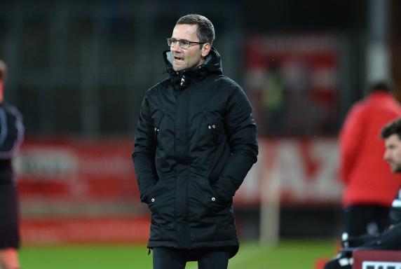 KFC-Beben: Uerdingen entlässt Trainer Michael Wiesinger ...