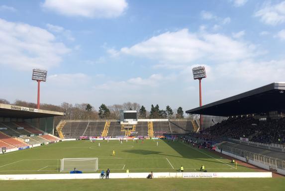 RL-West-Spitzenspiel: KFC verpasst Sieg gegen die Viktoria ...
