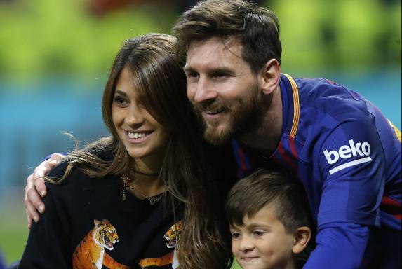 Wahnsinn: So viel verdient Messi pro Spielminute