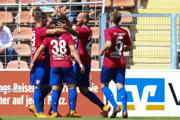 Regionalliga West: So verlief der 33. Spieltag