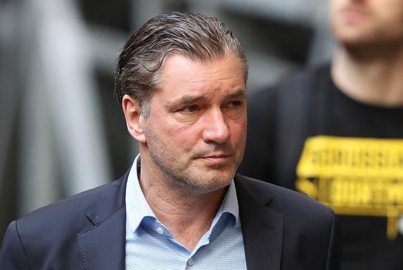 BVB-Sportdirektor: Zorc weist Mittelfeldspieler Rode zurecht