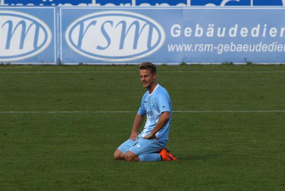 Regionalliga: Stuttgarter Kickers steigen in die Oberliga ab