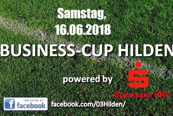 Hilden: VfB sucht Mannschaften für 2. Business-Cup