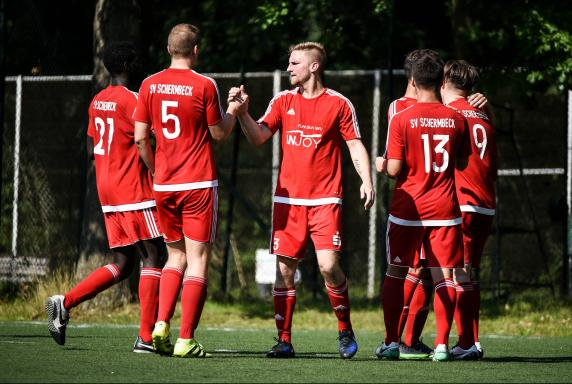 Oberliga-Relegation: SV Schermbeck ringt Wanne-Eickel nieder