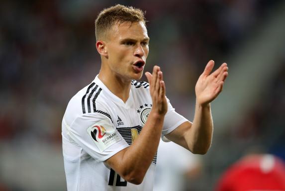 DFB-Einzelkritik: Kimmich und Hector noch nicht in WM-Form