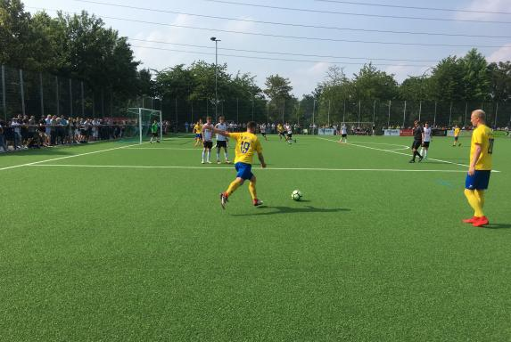 Relegation: Ersin Canseven ballert Überruhr zum Aufstieg