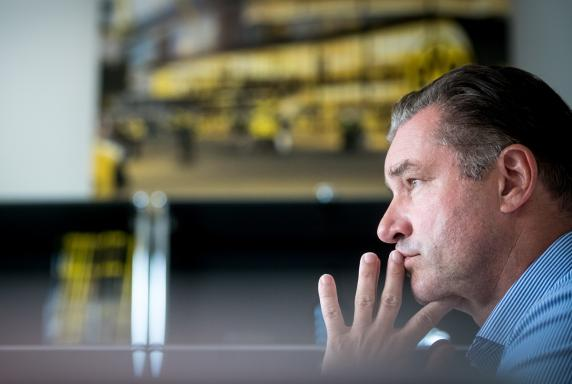 """BVB-Manager Michael Zorc: """"Es wird noch Abgänge geben"""""""