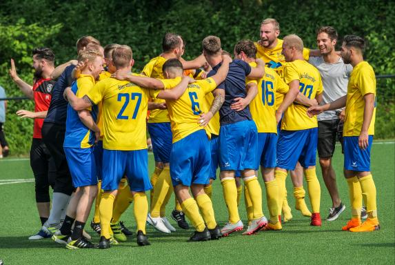 Acht Zugänge: Blau-Gelb Überruhr rüstet für die Landesliga auf
