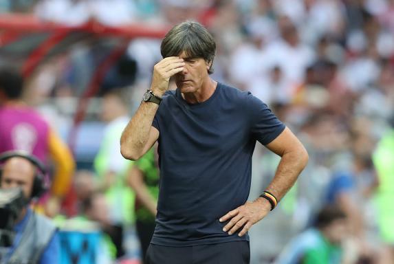 Bundestrainer übernimmt Verantwortung: Zukunft lässt Löw offen