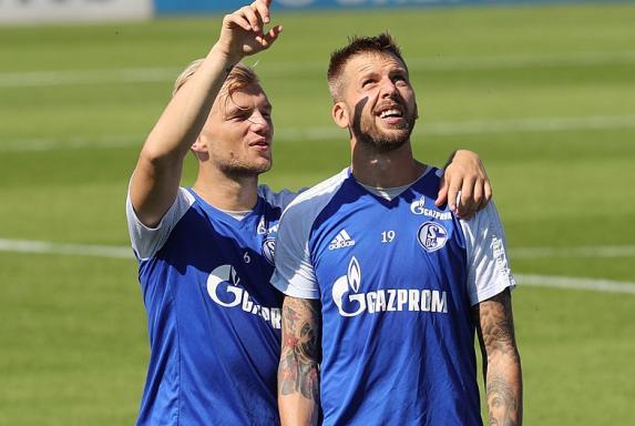 Schalke: Geis kommt zum Trainingsstart - Riether verlängert