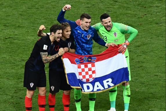 Kommentar: Jetzt ist Kroatien bei der WM alles zuzutrauen