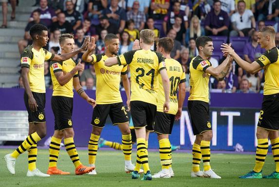 Testspiele: BVB siegt, Gladbach-Zugang trifft