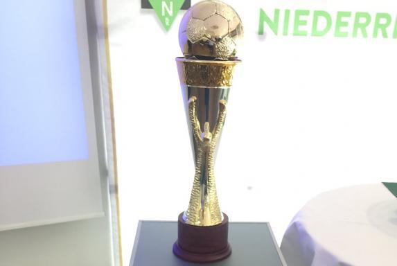 NR-Pokal: Ansetzungen sind da - Uerdingen beschließt Runde 1