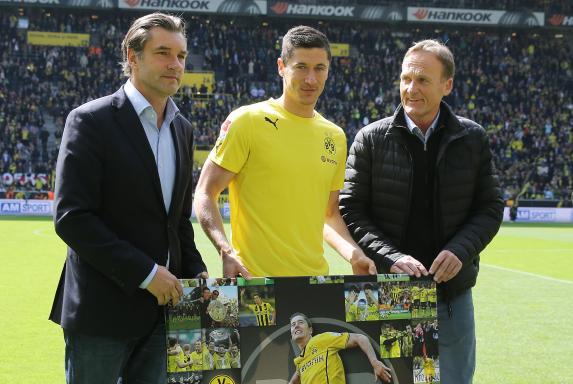 BVB: Watzke würde für Lewandowski 100 Millionen bezahlen