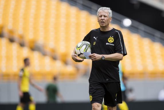 BVB: So denkt Watzke über den neuen Trainer Lucien Favre