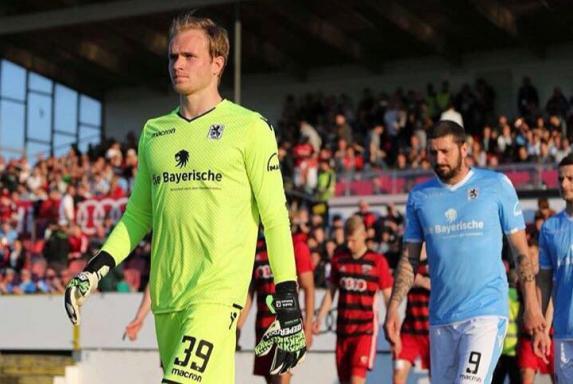 3. Liga: Ex-RWE-Keeper ist die neue Nummer eins bei 1860
