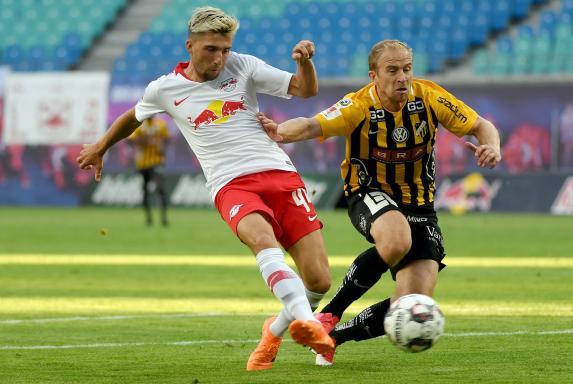 Europa League: RB Leipzig besiegt BK Häcken im Schongang