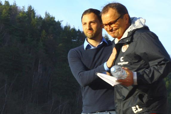 Brandrede: Lienen pestet gegen Schalke-Trainer Tedesco