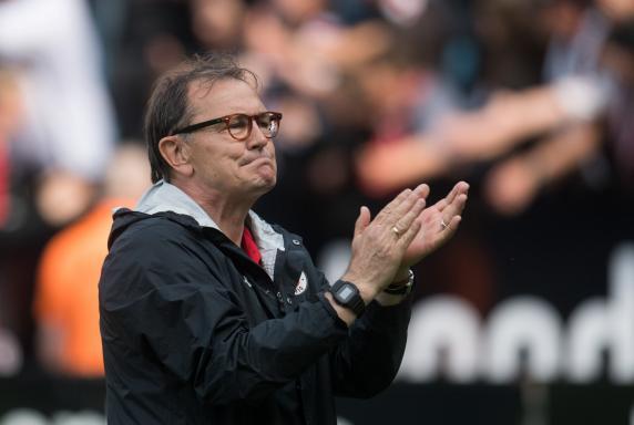 Schalke: Lienen bittet Tedesco um Entschuldigung