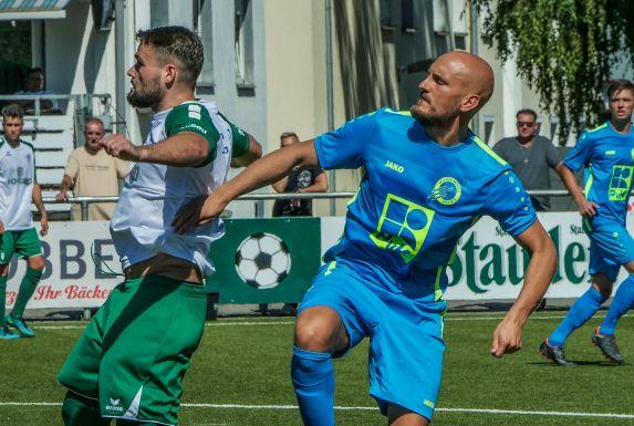 Bastian Levels (r.) kämpfte sich bis in die Oberliga.