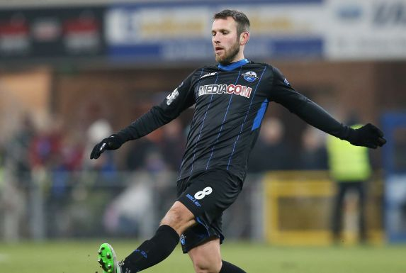 Marc-Andre Kruska spielte auch für den SC Paderborn.