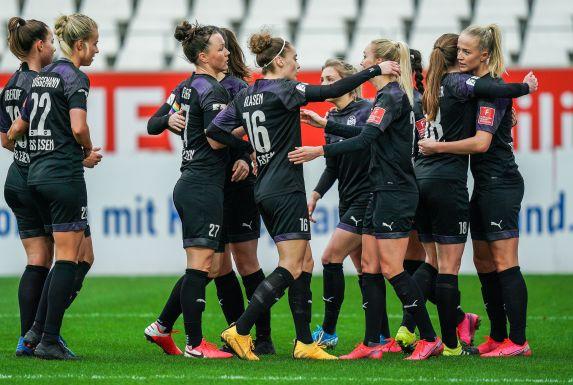 Die SGS Essen muss im Viertelfinale des DFB-Pokals der Frauen gegen Turbine Potsdam ran.