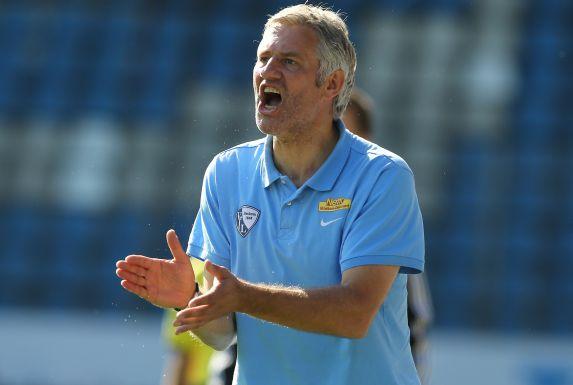 Andreas Bergmann war von September 2011 bis Oktober 2012 Trainer des VfL Bochum.