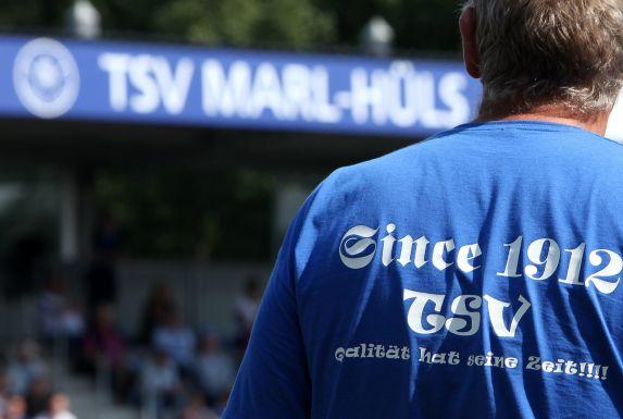 Ein Traditionsverein: Der TSV Marl-Hüls hat eine lange Vergangenheit.