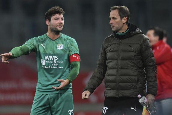 Schonnebecks Trainer Dirk Tönnies wird in Zukunft auf seinen Kapitän und Torjäger Marc Enger verzichten müssen.