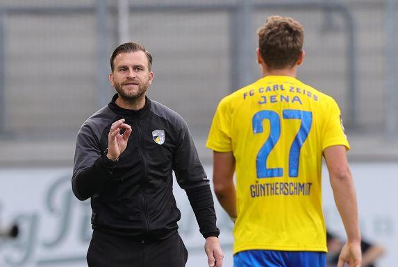 Carl Zeiss Jena ist aus der 3. Liga abgestiegen.