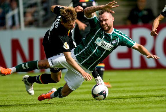 Der VfB Lübeck ist in die 3. Liga aufgestiegen.