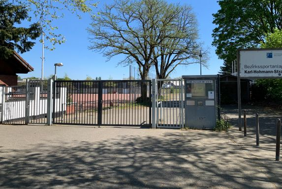 Die Anlage des VfL Benrath bleibt vorerst geschlossen.