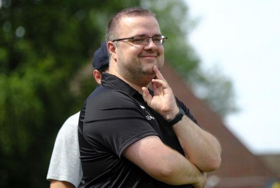 CSV-Trainer Nico Brüggemann kann mit den Testspielen zufrieden sein. Im Pokal hat seine Mannschaft jedoch verloren.
