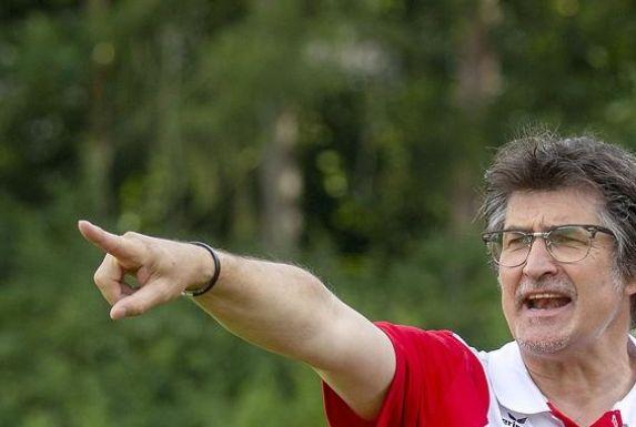 Dirk Sörries ist Trainer des TuS Hattingen.