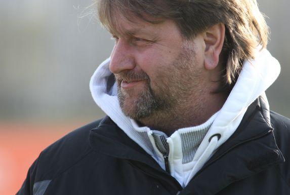 Thorsten Möllmann, Trainer beim SC 20 Oberhausen.
