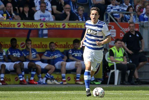 Fabian Schnellhardt spielte vier Jahre beim MSV Duisburg.