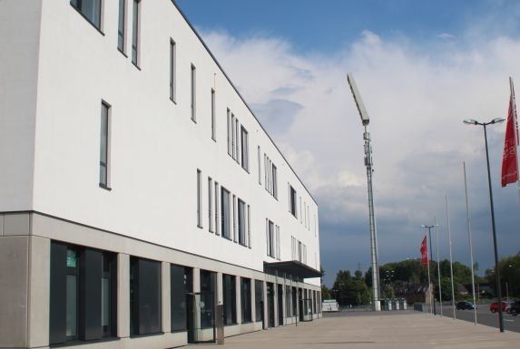 Rot-Weiss Essen darf weiterhin alle Räumlichkeiten des Stadion Essens nutzen.