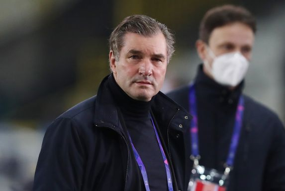 BVB-Manager Michael Zorc.