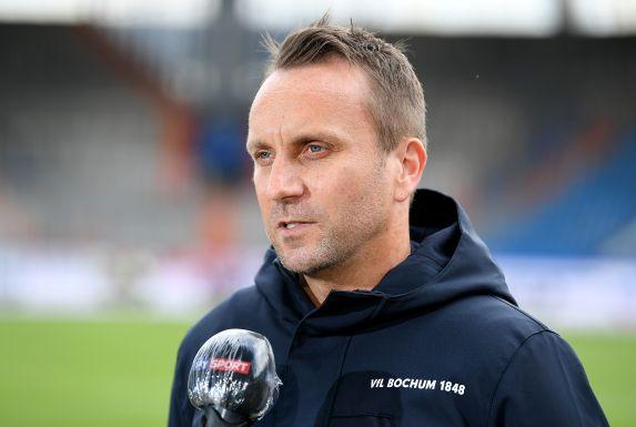 VfL-Sportvorstand Sebastian Schindzielorz.
