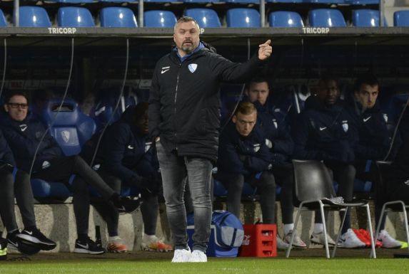 VfL Bochums Trainer Thomas Reis.