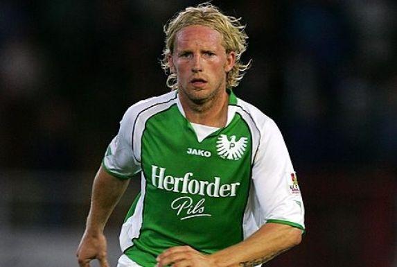 Acht Jahre lang trug Stephan Küsters das Trikot des SC Preußen Münster.