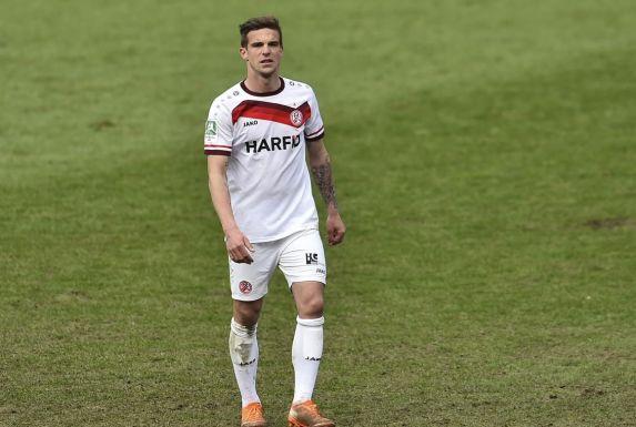 Für Kevin Grund ist nach zehn Jahren bei Rot-Weiss Essen am Saisonende wohl Schluss.