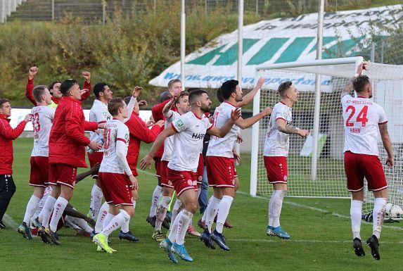 Nach 39 Jahren ohne Sieg in Wuppertal konnte RWE im November 2019 diese schwarze Serie beim 2:1-Erfolg beenden.