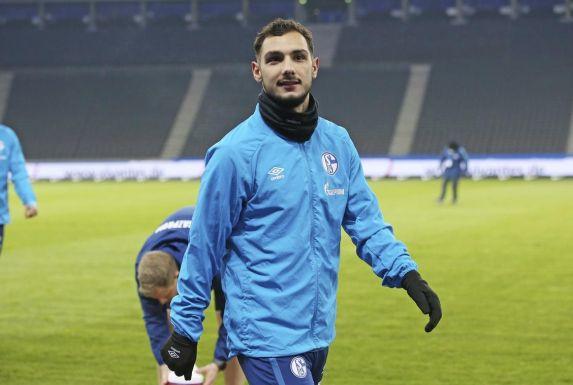 Ahmed Kutucu besitzt beim FC Schalke 04 noch einen Vertrag bis 2022.