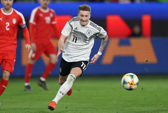 Marco Reus wird in diesem Sommer das Nationalmannschafts-Trikot nicht überstreifen.